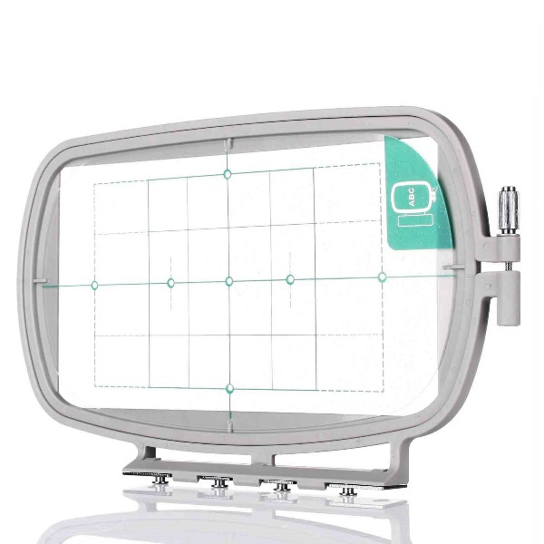 large hoop embroidery machine