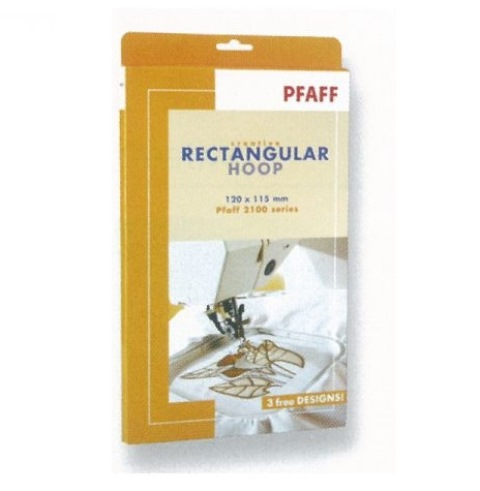 pfaff embroidery machine hoops